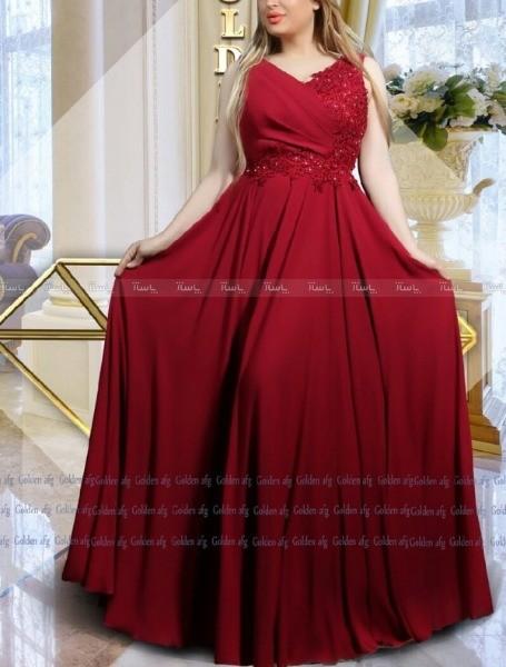 لباس مجلسی شب  رها مدل ترک-تصویر اصلی