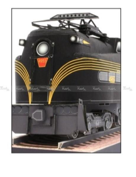 کاردستی قطار الکتریکی-تصویر اصلی