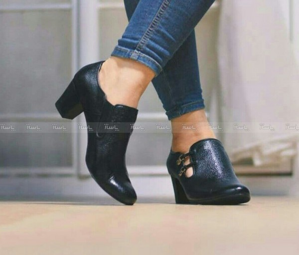 کفش زنانه چرمی دست دوز تبریز-تصویر اصلی