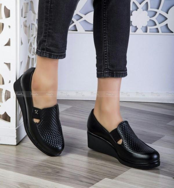 کفش چرم شیک-تصویر اصلی