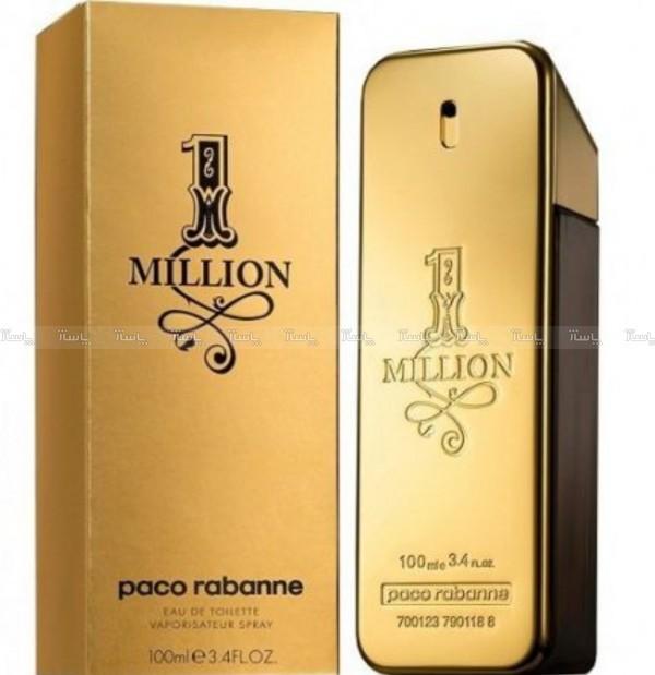 عطر ادکلن پاکو رابان وان میلیون-Paco Rabanne 1 Million حجم ۱۰۰ میل-تصویر اصلی