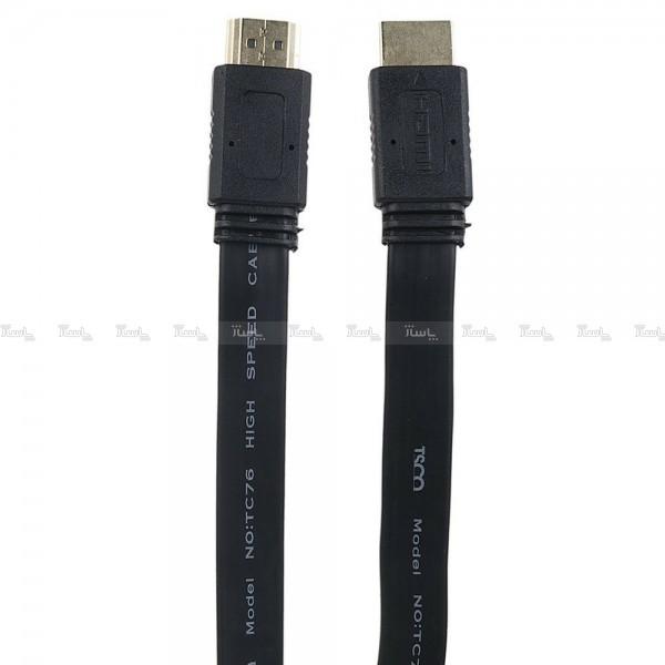 کابل HDMI تسکو مدل TC 74 به طول ۵ متر-تصویر اصلی
