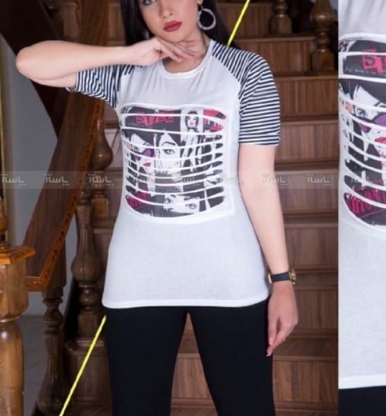 تیشرت زنانه-تصویر اصلی