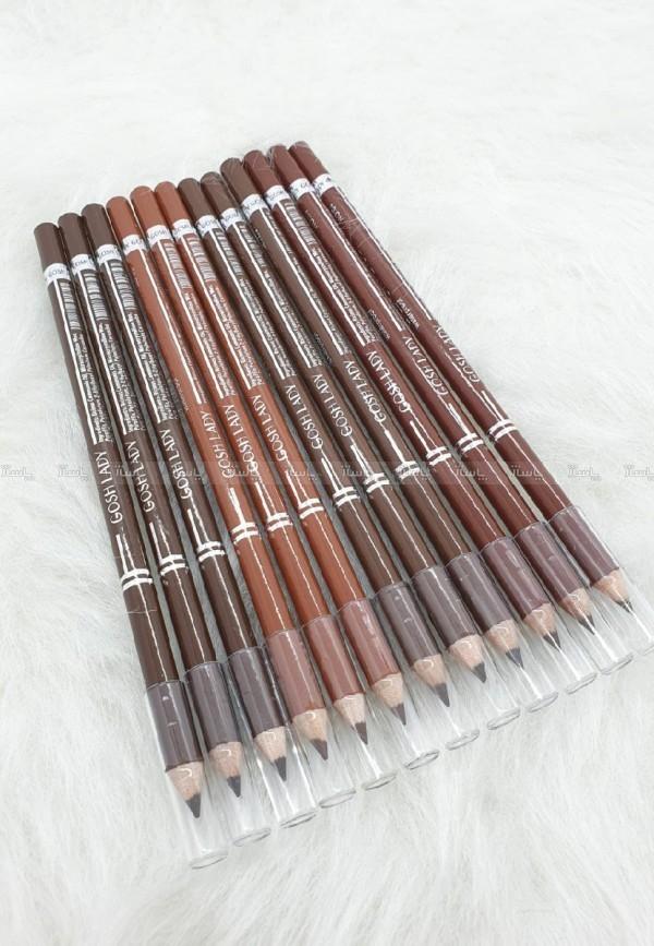 مداد ابروي پودري گاش لیدی-تصویر اصلی