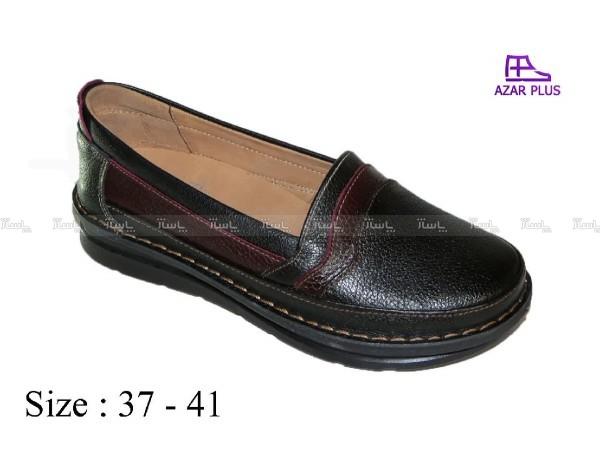 کفش زنانه چرم آنیل-تصویر اصلی