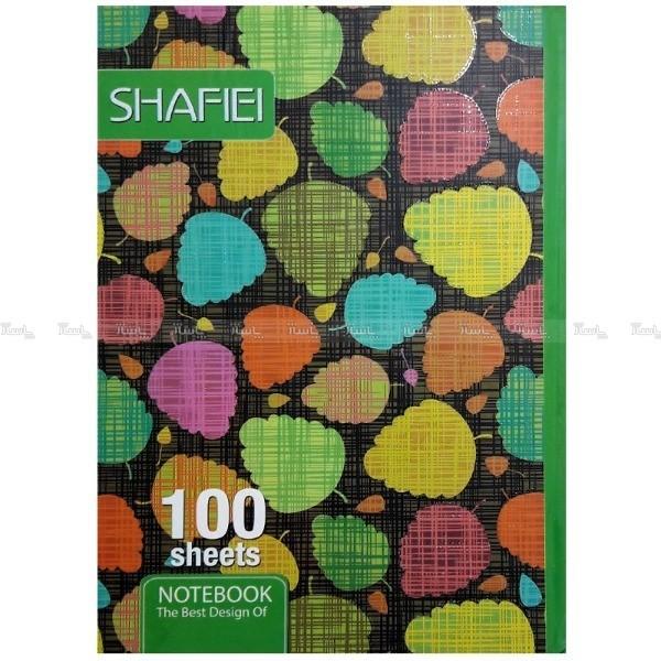 دفتر مشق 100 برگ شفیعی shafiei کد 9930-تصویر اصلی
