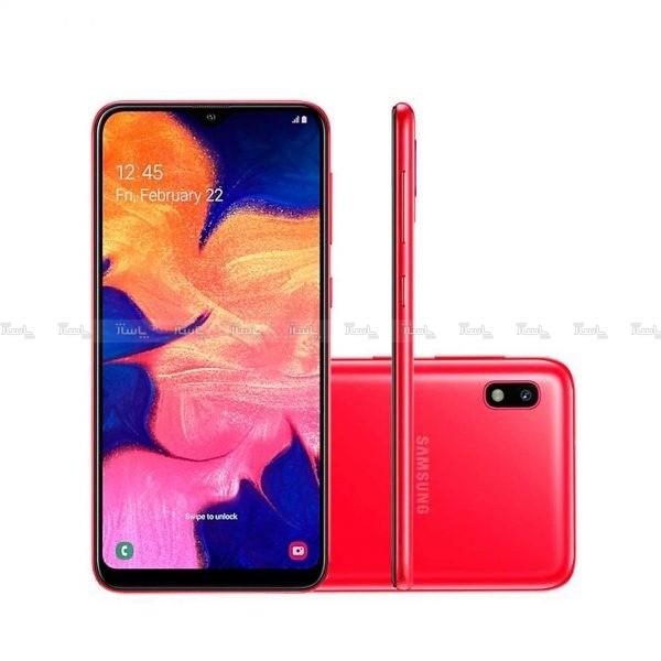 سامسونگ A10 با گارانتی رنگ قرمز - SAMUSNG A10 32G-تصویر اصلی