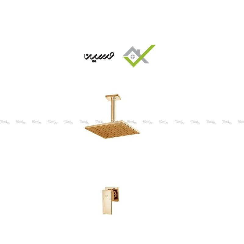 ملزومات دوش تیپ 1 لاکچری کلار مدل فلت-تصویر اصلی