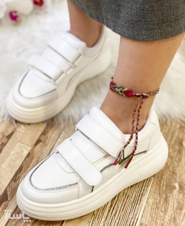 کفش کتونی چسپی-تصویر اصلی