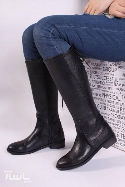 بوت ساق بلند زنانه-تصویر اصلی