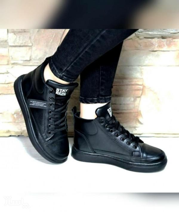 کفش کتونی ساقدار-تصویر اصلی