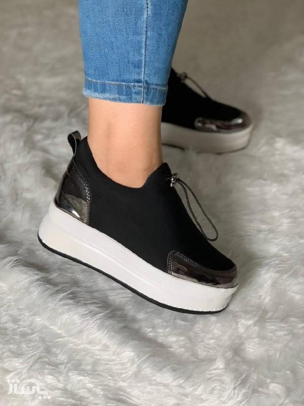 کفش کتونی راحتی زنانه-تصویر اصلی