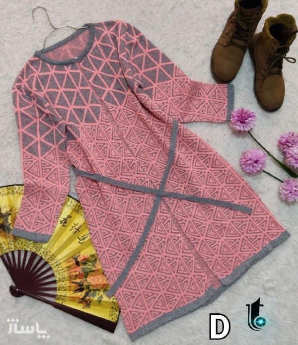 مانتو بافت زنانه پاییزه-تصویر اصلی