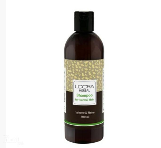 شامپو گیاهی مناسب موهای معمولی لدوراهربال 300 میل-تصویر اصلی