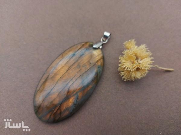 مدال لابرادوریت ماداگاسکار آتشین-تصویر اصلی