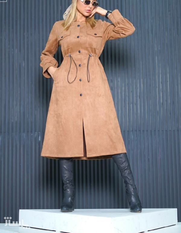مانتو زنانه سوییت مدل آوا-تصویر اصلی