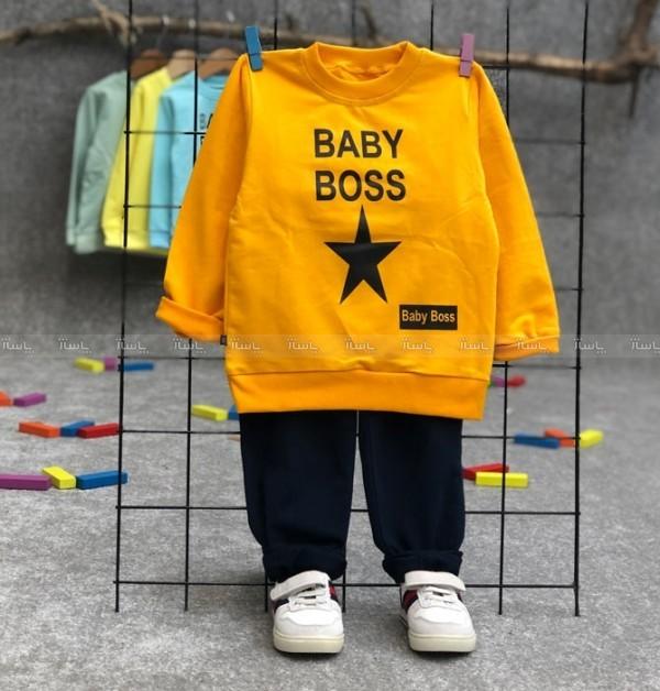بلوز شلوار Baby boss-تصویر اصلی