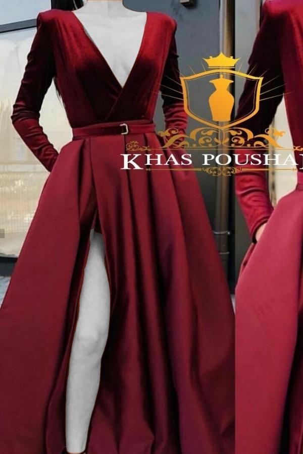 لباس مجلسی مهتاب لاکچری-تصویر اصلی