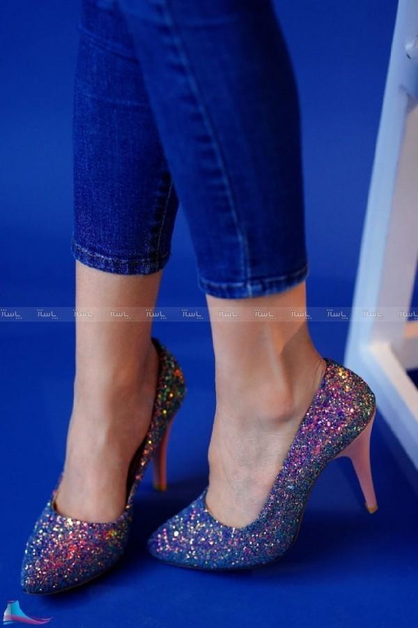 کفش مجلسی لمه شنی-تصویر اصلی