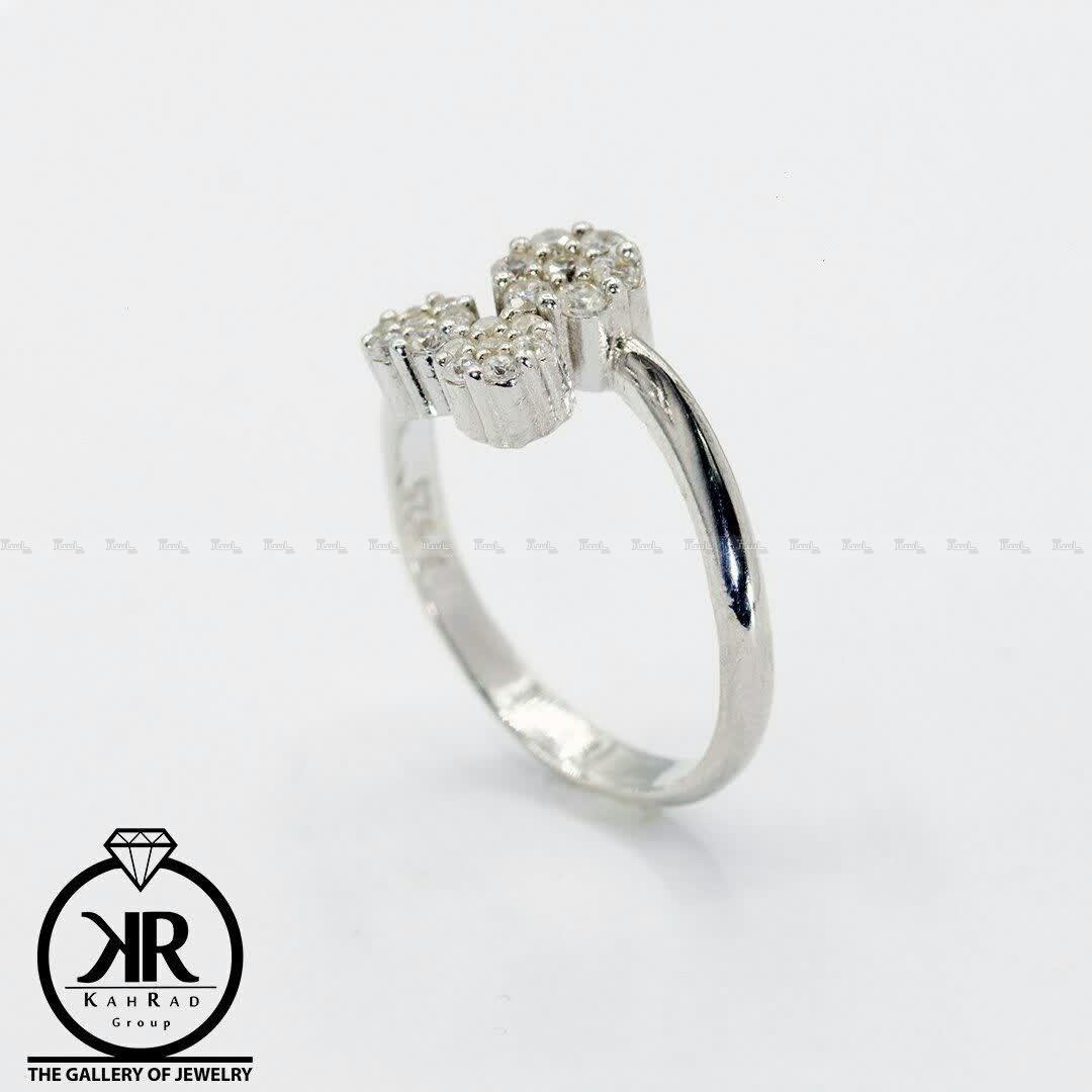 انگشتر نقره زنانه-تصویر اصلی