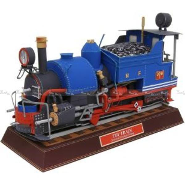 کاردستی قطار اسباب بازی-تصویر اصلی