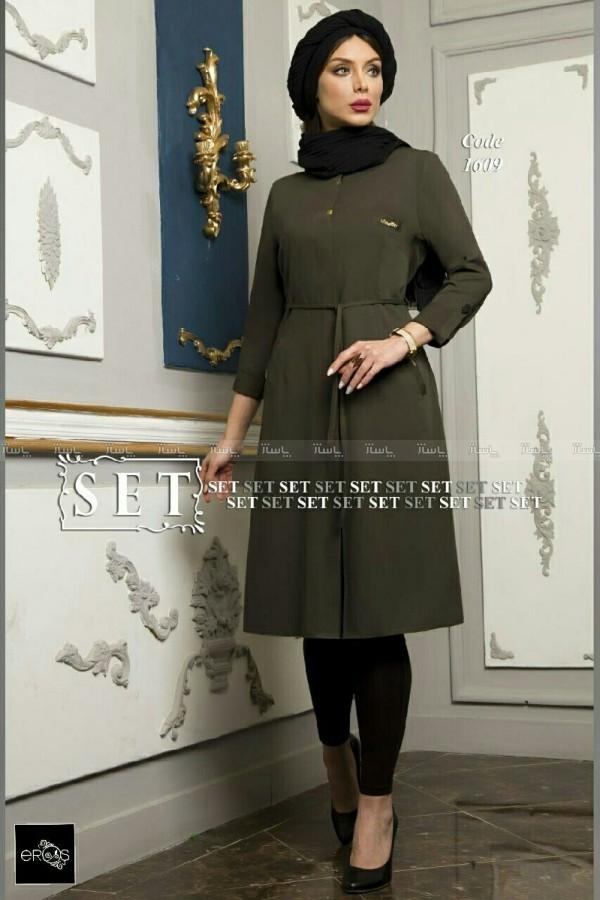 مانتو رسمی مدل لعیا-تصویر اصلی