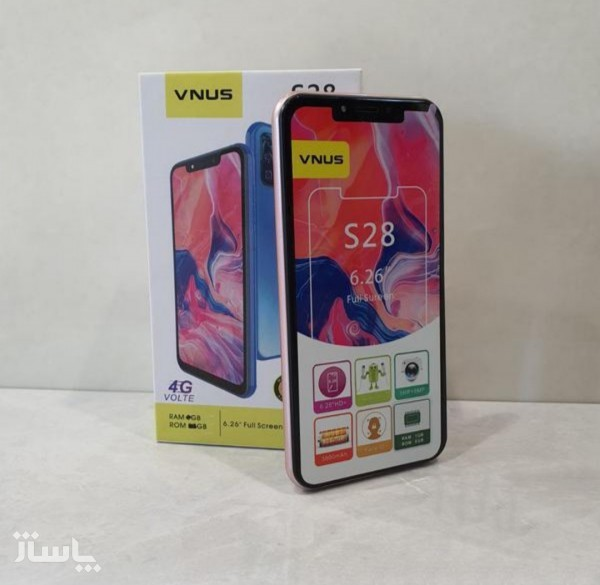 گوشی موبایل ونوس مدل S28-تصویر اصلی