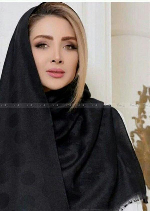 روسری نخ ابریشم توپی-تصویر اصلی
