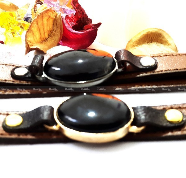 ست دستبند مردانه و زنانه عقیق-تصویر اصلی