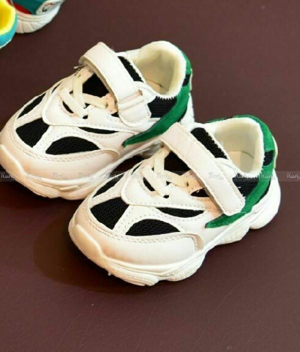 کفش اولین پیاده روی کتانی-تصویر اصلی