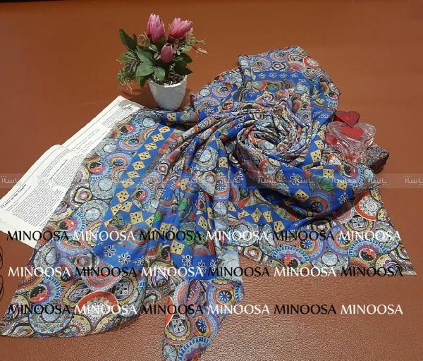 روسری حریر نخ-تصویر اصلی