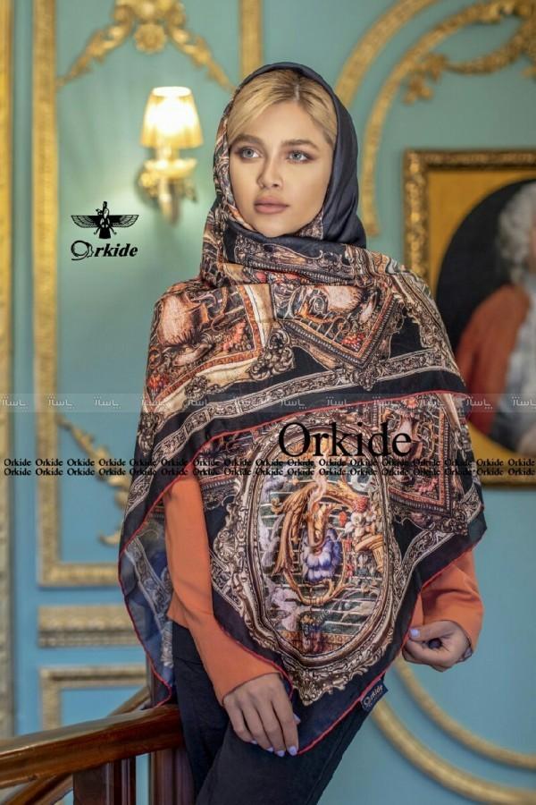 روسری نخی وال ترک-تصویر اصلی