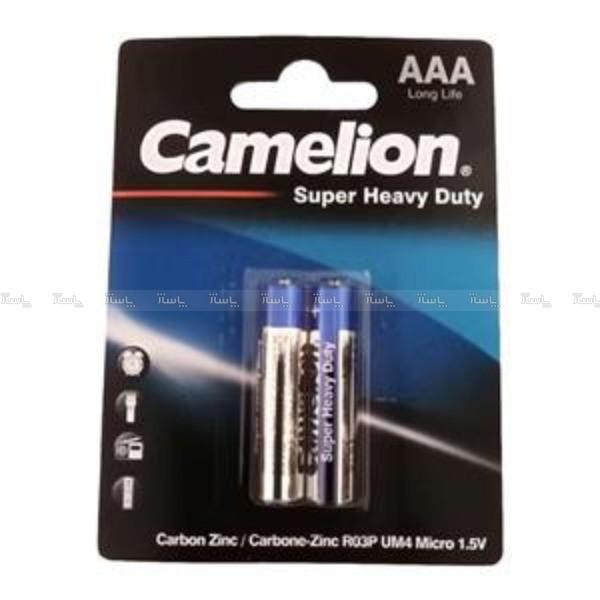 باتری نیم قلمی Camelion مدل Super Heavy Duty (کارتی 2 تایی)-تصویر اصلی