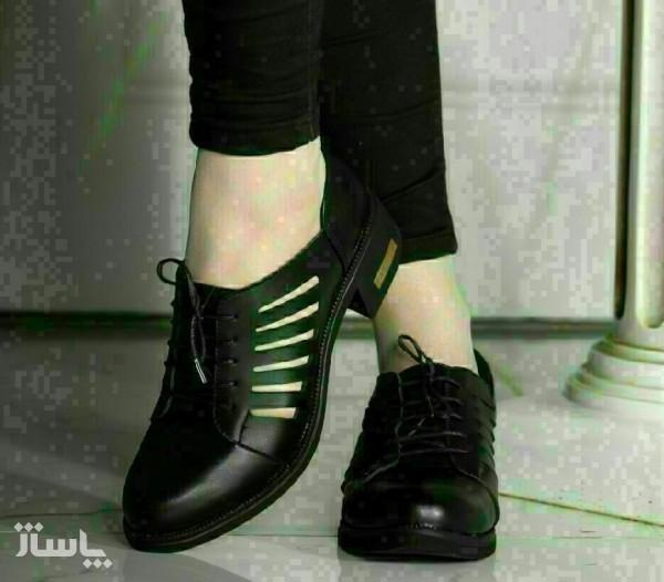 کفش چرم برند-تصویر اصلی