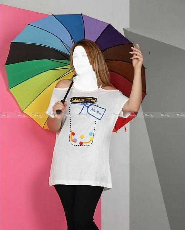 تی شرت بندی پاستیل-تصویر اصلی