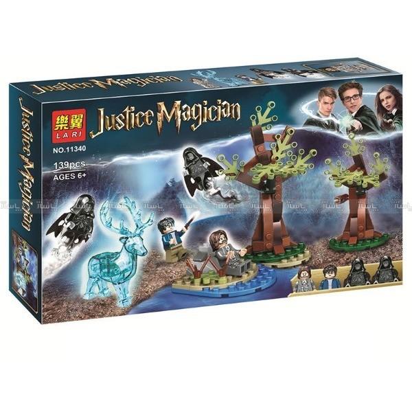 ساختنی لاری مدل Justice Magician کد 11340-تصویر اصلی