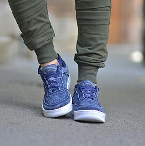 كفش مردانهNIKEمدلBAKO(طرح جین)-تصویر اصلی