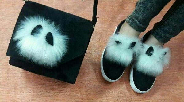 ست کیف و کفش خرگوشی-تصویر اصلی