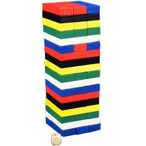 برج هیجان رنگی-تصویر اصلی