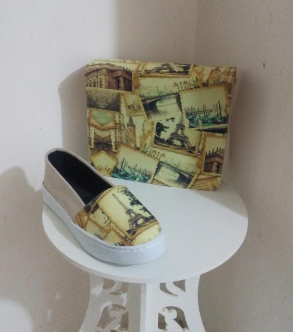 کیف و کفش سنتی-تصویر اصلی