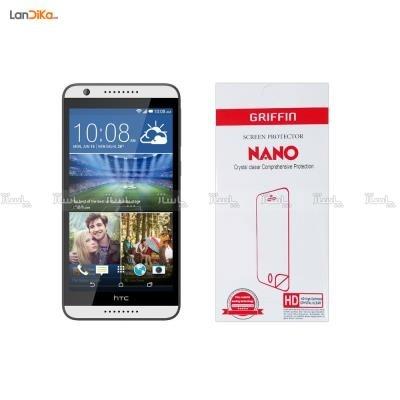 محافظ صفحه نمایش مدل نانو گلس مناسب برای گوشی موبایل htc d820-تصویر اصلی