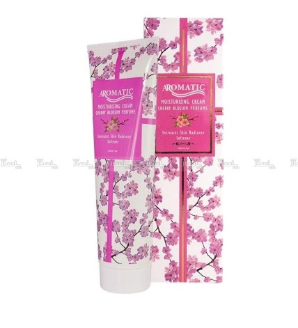 کرم مرطوب کننده با رایحه شکوفه گیلاس-تصویر اصلی