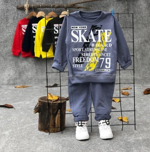 بلوز شلوار Skate-تصویر اصلی