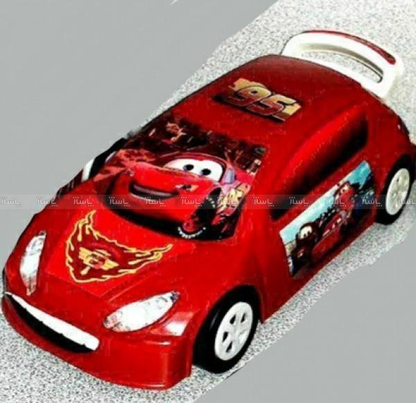 ماشین 206 اسباب بازی پلاستیکی-تصویر اصلی