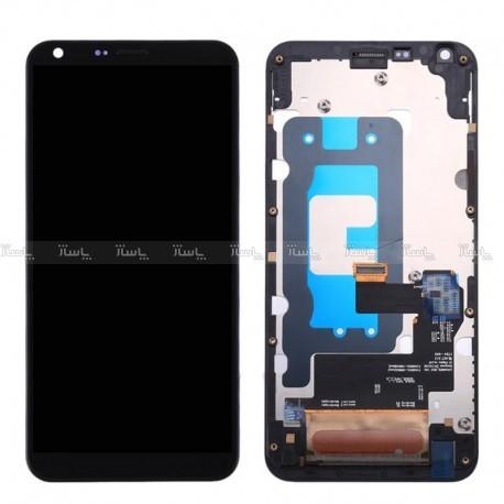 تاچ و ال سی دی گوشی موبایل  LG Q6-تصویر اصلی