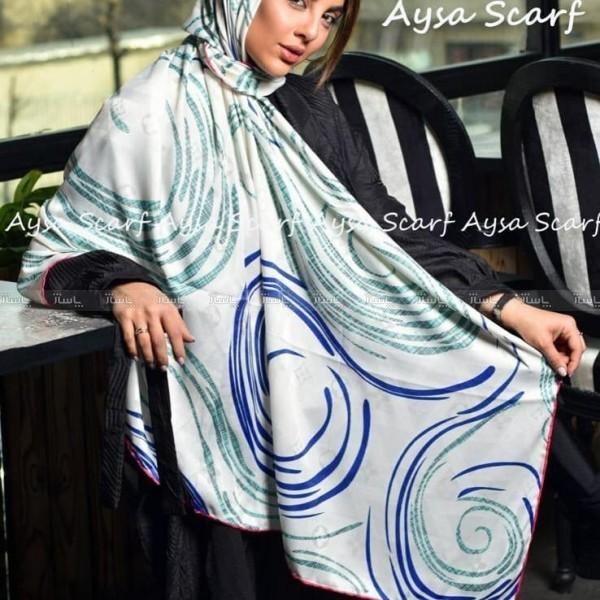 روسری ابریشم یونیک-تصویر اصلی
