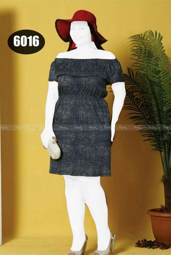 پیراهن یقه دلبری-تصویر اصلی