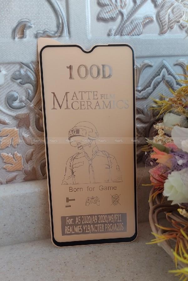 گلس    MATTE FILM CERAMICS 100D MI NOTE8 PRO-تصویر اصلی