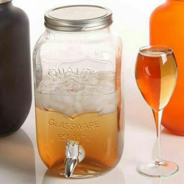 کلمن شیشه ای شیردار-تصویر اصلی