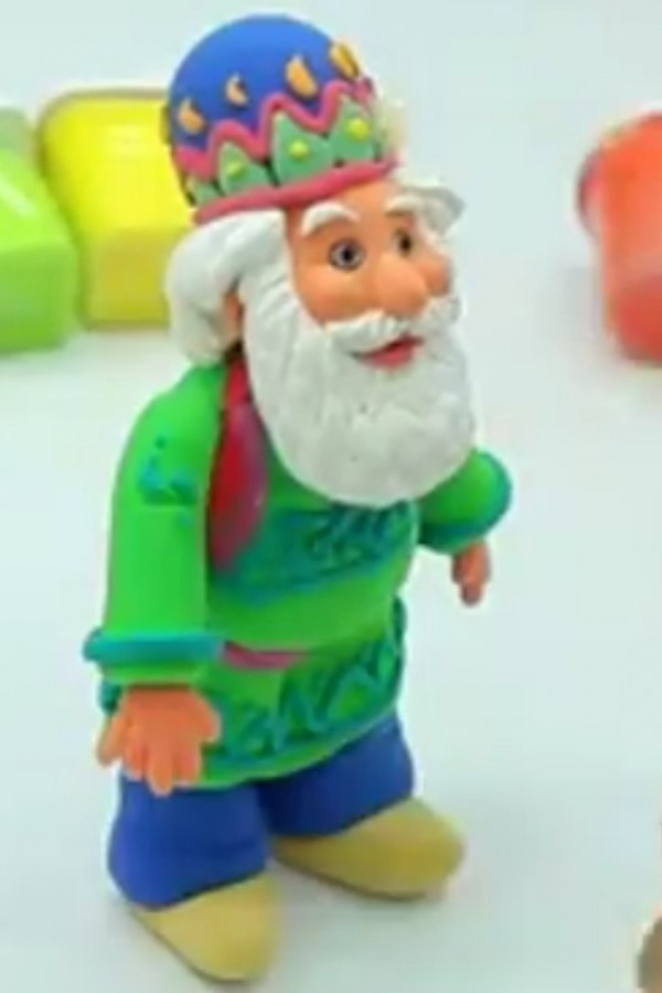 عروسک خمیری-تصویر اصلی